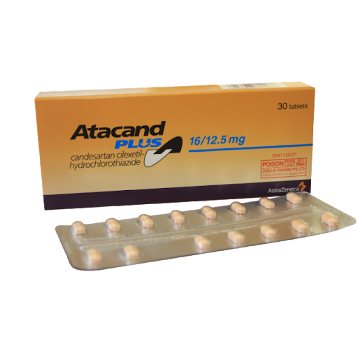Atacand Plus 12.5mg Tablet