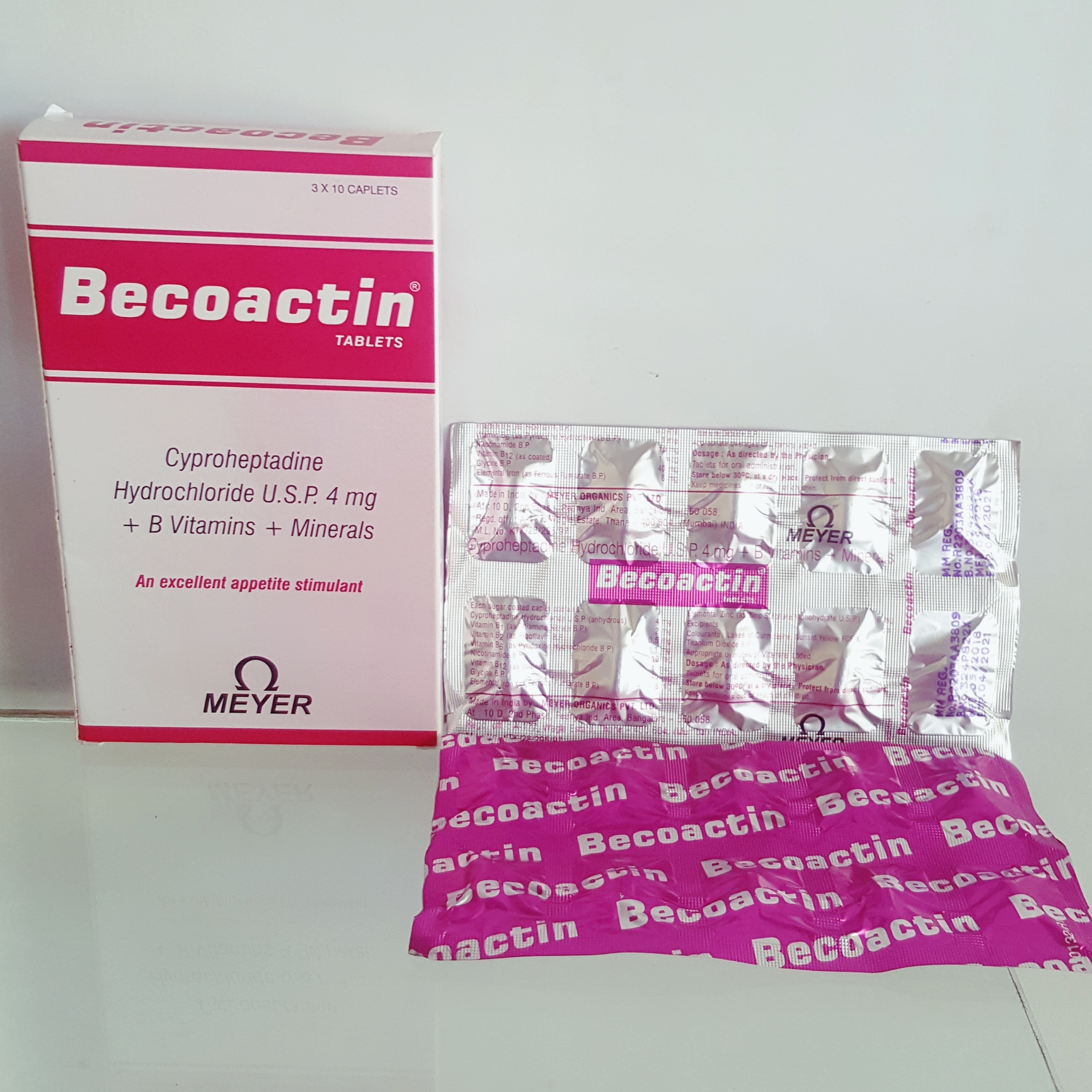BECOACTIN TABLETS