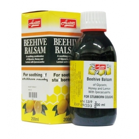 BEEHIVE BALSAM SYR
