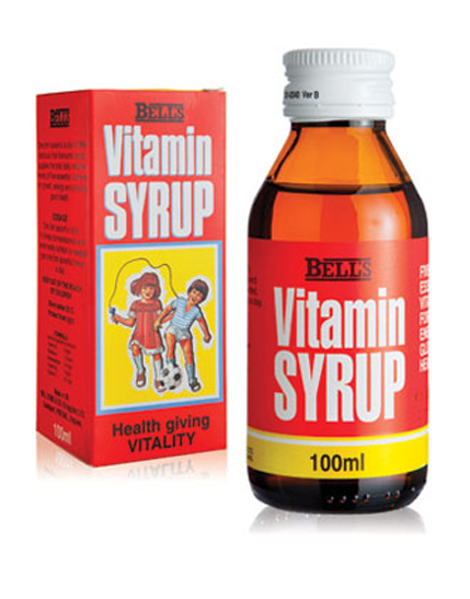 Bells 100ml Syrup
