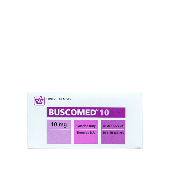 Buscomed 10mg ECL