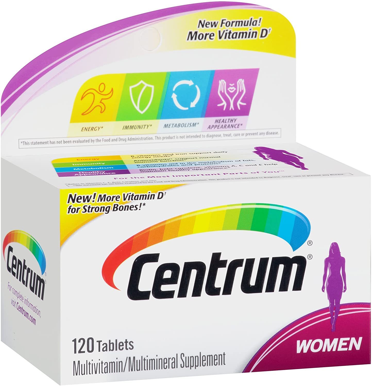 CENTRUM WOMEN TAB