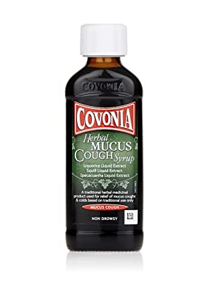 Covonia Mucus Cough 150ml Syrup