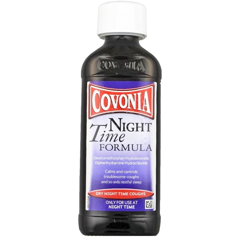 Covonia Night Time Syrup