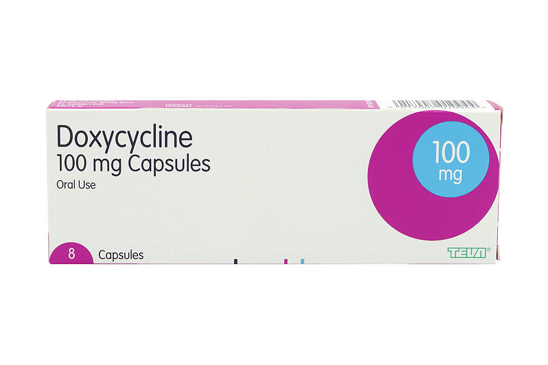 DOXYCYCLINE 50MG TEVA