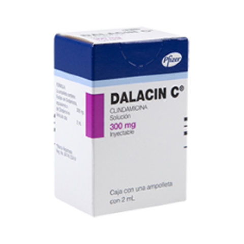 Dalacin C 300mg Injection