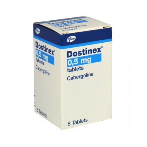 Dostinex 0.5mg Tablet