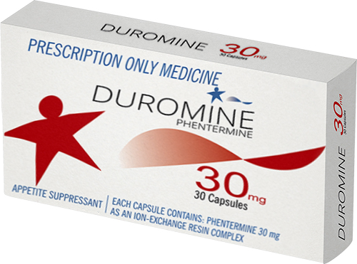 Duromine 30mg Tablets