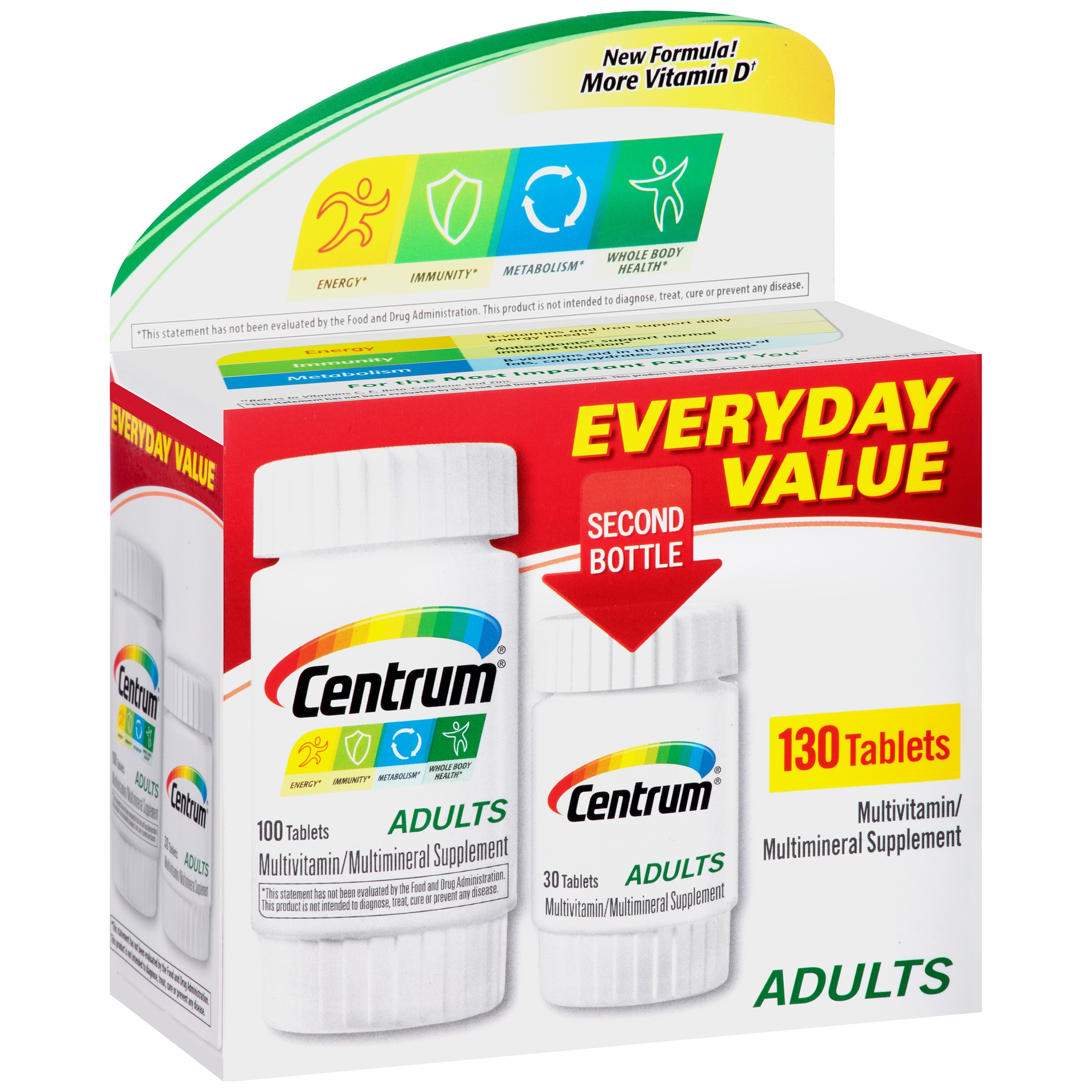 EVERYDAY VALUE ADULT