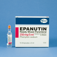 Epanutin 250mg5m Injection