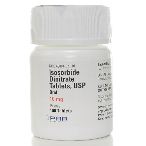 Isosorbide 10mg