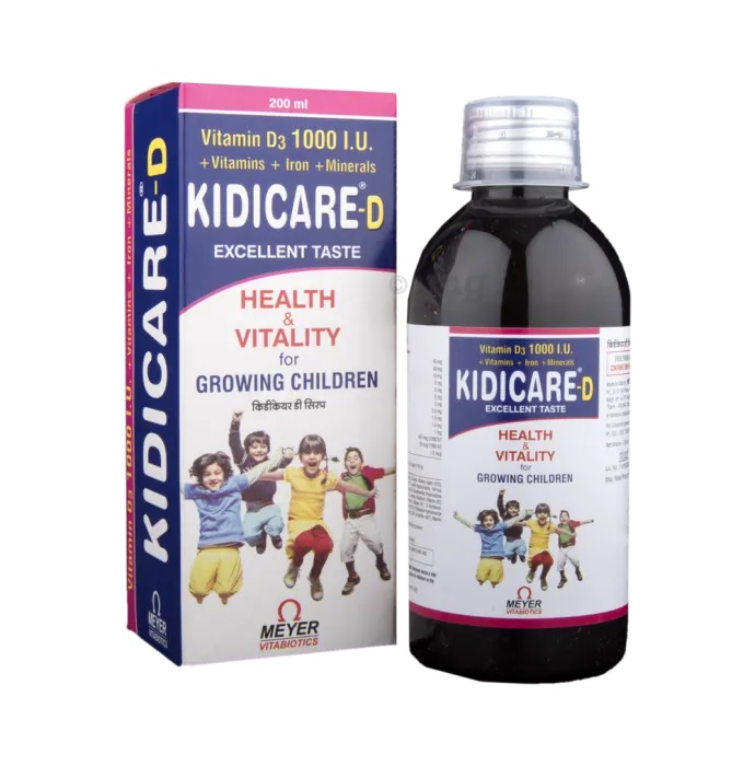 KIDICARE SYRUP