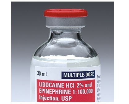 Lidocaine and Adrenaline Injection