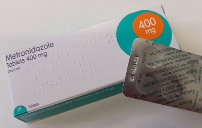 Metronidazole 400mg 21 pack exeter