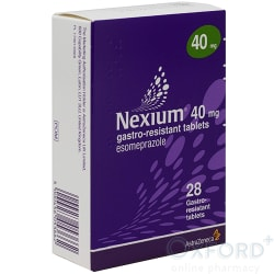 Nexium 40mg Tablet