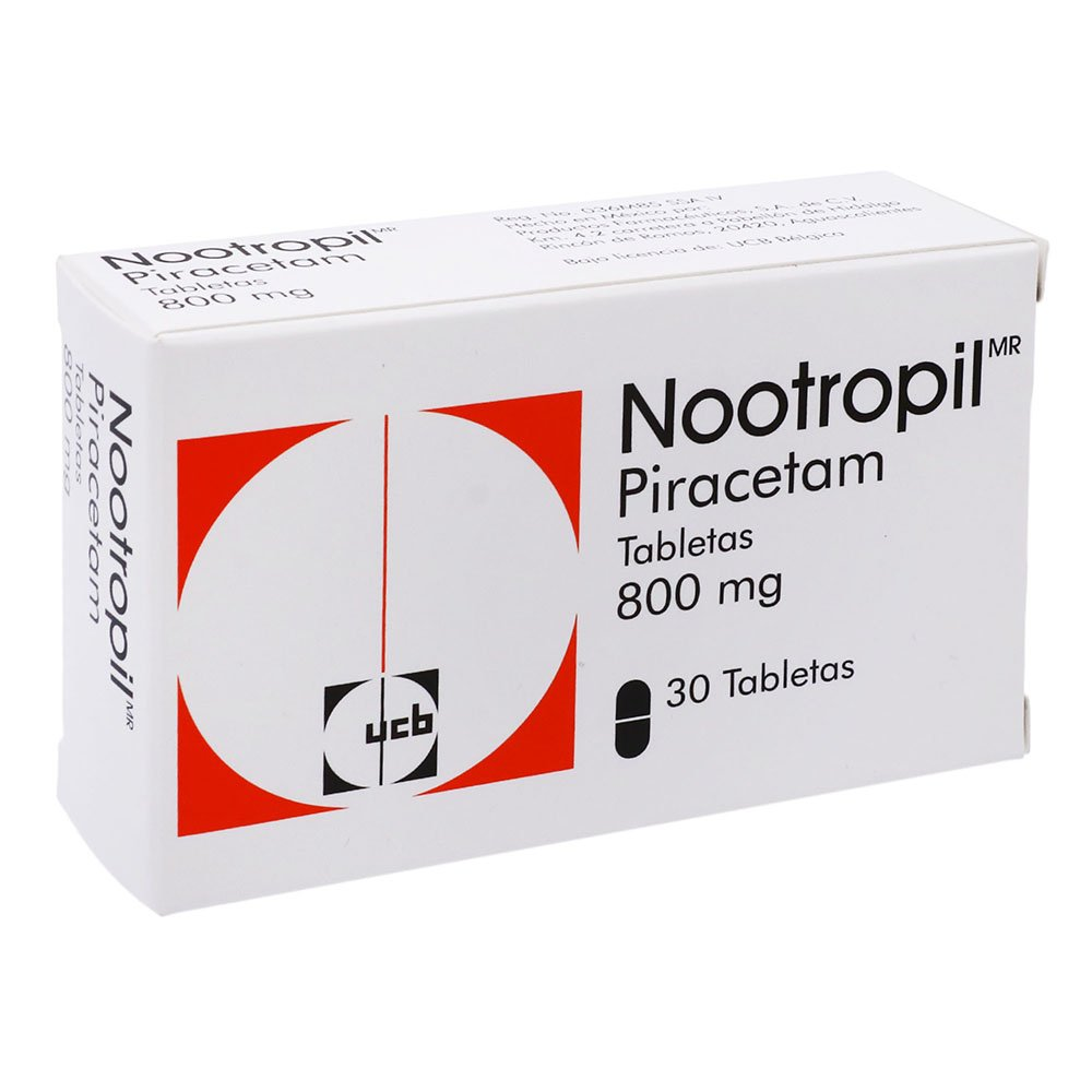 Nootropil 800mg Tablets