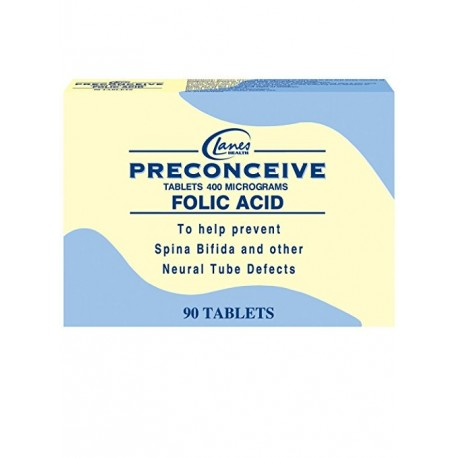 PRECONCEIVE 400MG