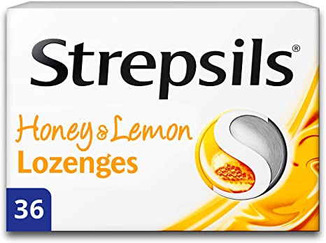 Strepsils Honeylemon