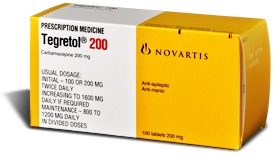Tegretol CR 200mg tablets