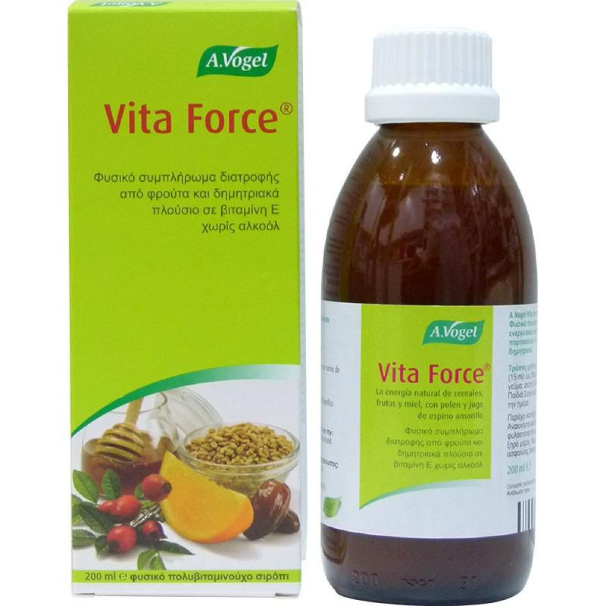 Vita force syrup